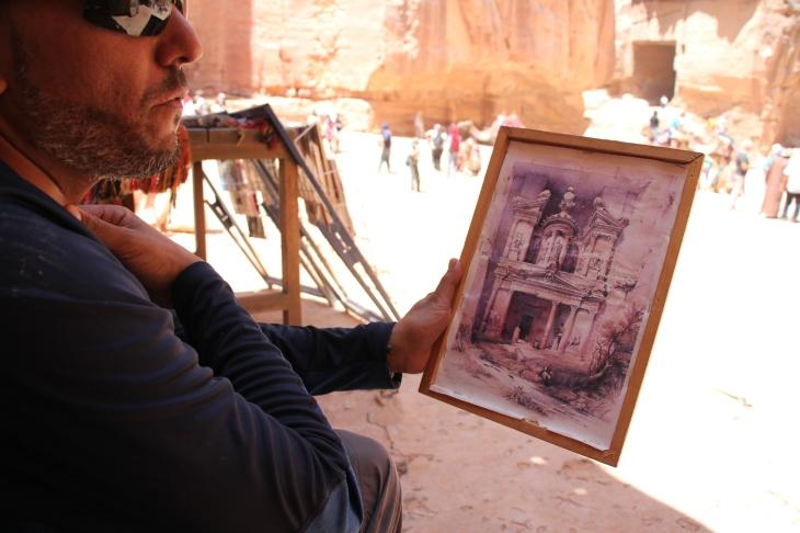 Mahmoud explains the known history of the Treasury